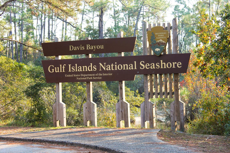 Gulf Islands National Seashore Ocean Springs Ms